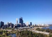 Perth property prices set to rise slowly. Photo by Nicola Blacker