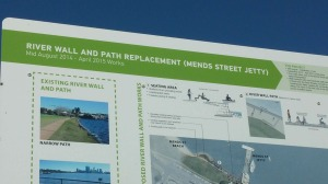 Sarah-Jane Aston - the City of South Perth has been planning the Foreshore development since 2013.