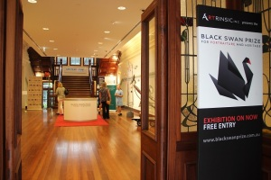 Black Swan Prize Exhibition at Linton & Kay Galleries
