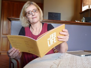 Sarah-Jane Aston - Julie Loveny reviews the WA FIFO worker mental health directory, she hopes eventually to see one in every donga.