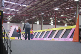 Perth trampoline parks are the new gym