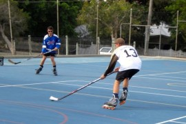 Unlikely league puts traditional sport on notice