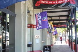 Finals Footy Takes Over Subiaco