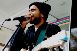 Music helps local singer get through wrongful imprisonment overseas