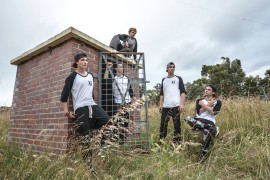 First-of-its-kind parkour gym leaps into action