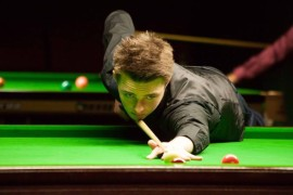 Teen Snooker Sensation Has His Eyes on Success