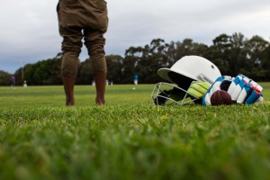 Tamil refugees are happy to finally stretch their legs in the cricket field after spending up to three years in detention