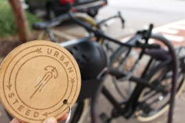 Innovator rides in to fill bike share void