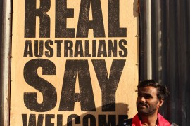 Homeless refugees to find shelter in Aussie backyards