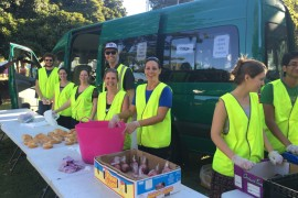 Hot Meals for Homeless in Perth