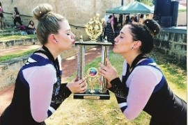 Angels to fly high at AASCF Cheerleading Nationals
