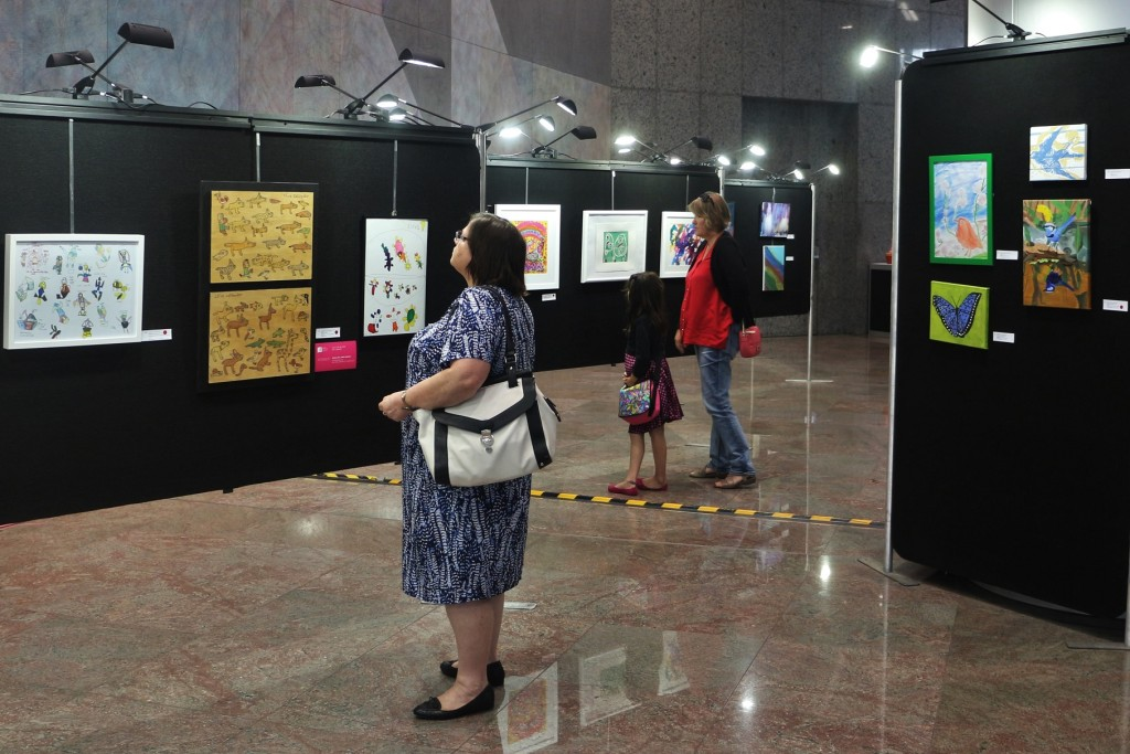 The 2015 As We Are exhibition at Central Park, Perth CBD