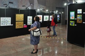 Exhibition Creates Job Prospects for Artists with Intellectual Disabilities