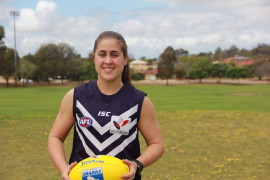 Fremantle local becomes history-making Fremantle Docker