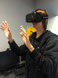 Virtual reality headsets can already be found in many schools.