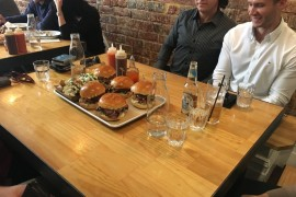 Feast Your Eyes – UberEATS in Perth Streets Today