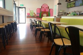 Whisk Ice Creamery unveils new, larger Northbridge store