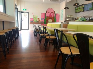 Whisk's brand new Northbridge store was opened on Friday.