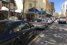 """Why Should You Have To Pay?"" – Taxi Drivers Against $2 Levy"