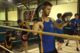Building better young Australians through boxing
