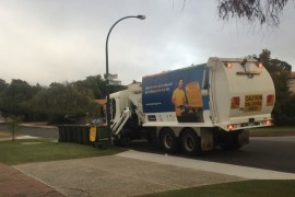 Melville to trial new food and garden bins