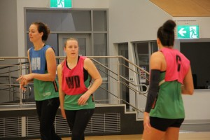 AIMING HIGH: Jess Anstiss (WD) has made it through to the Australian U21 team will play at the World Youth Cup