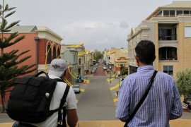 Street art on the rise in Fremantle