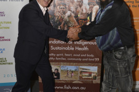 Ben Elton premiere to support indigenous health
