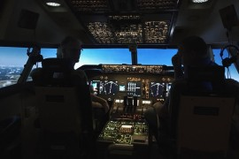 Virtual aviators to circle world in seven days