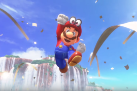 Mario jumps to new heights in 3D adventure
