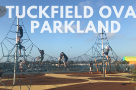 Drone show: see Freo's new Tuckfield Oval by air
