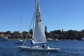 World class sailing heads for Fremantle