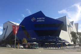 Perth Arena snaps up new social media opportunity