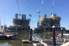 Reaching for the sky – building apartments for Perth's inner city