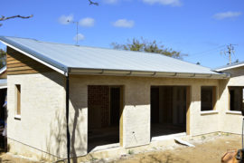 "Perth's First ""Hempcrete"" House"