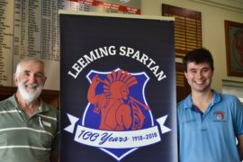 Leeming Spartan Cricket Club Raises the Bat on 100 Years