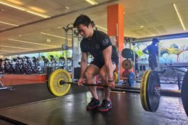 Claims powerlifting is one of the world's safest sports