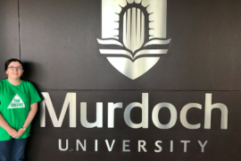 The Murdoch student running for federal parliament