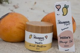 A 'fruity' new twist on skincare