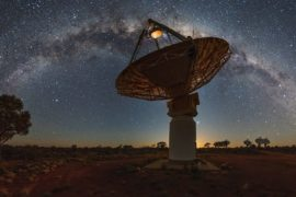 Hello, anyone there? Radio telescopes the key to finding life beyond Earth